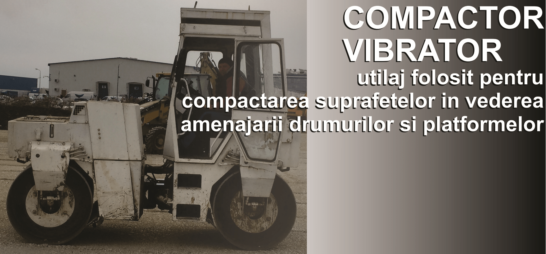 INCHIRIERE COMPACTOR