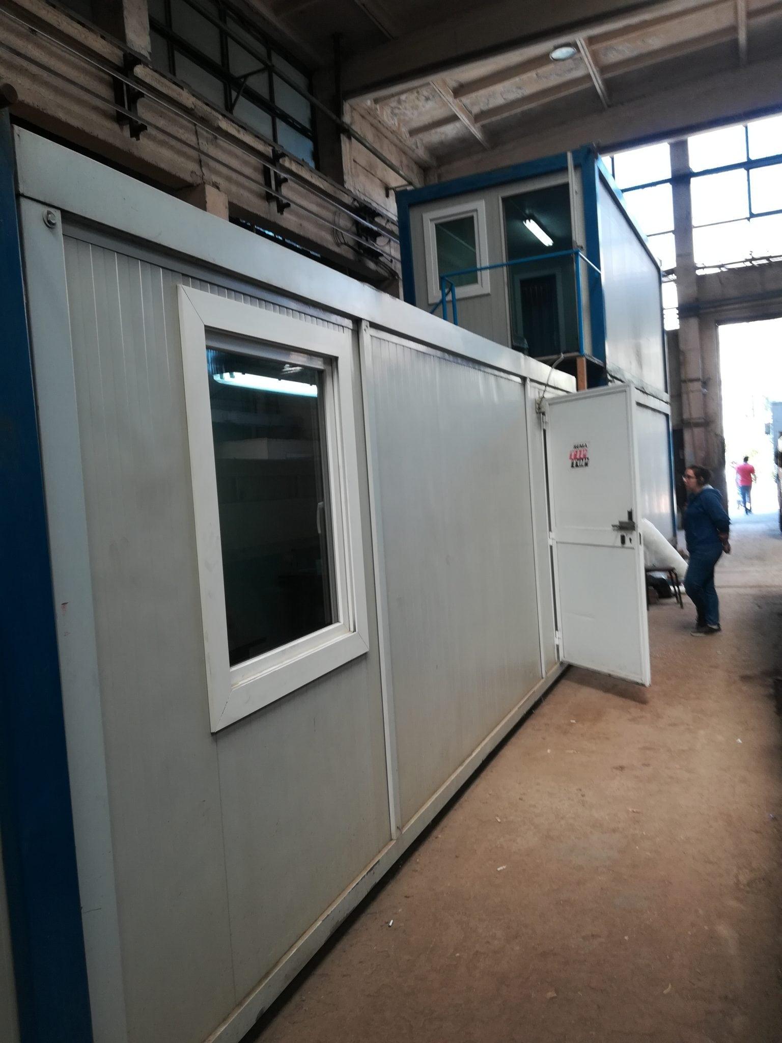 Containere birou