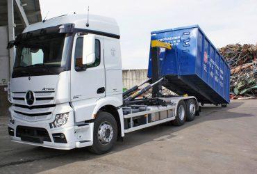 Inchiriez Camion Abroll –  Kipper si containere