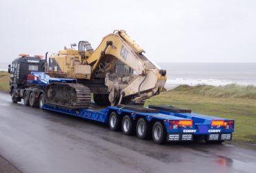 Transport utilaje / Transport agabaritice / Inchriez trailer / platforme pt transport auto si utilaje / Inchiriez trailer agabaritc