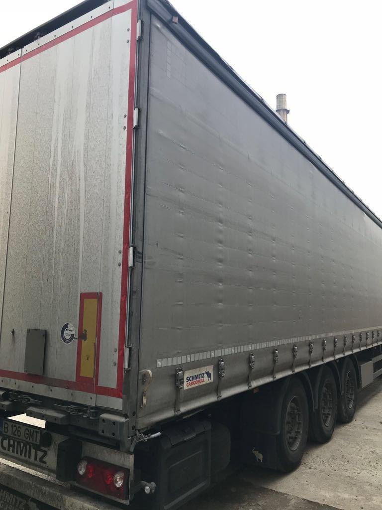Vand Remorca Schmitz Cargobull