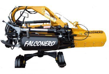 Freze cu palpator pentru livada Falconero