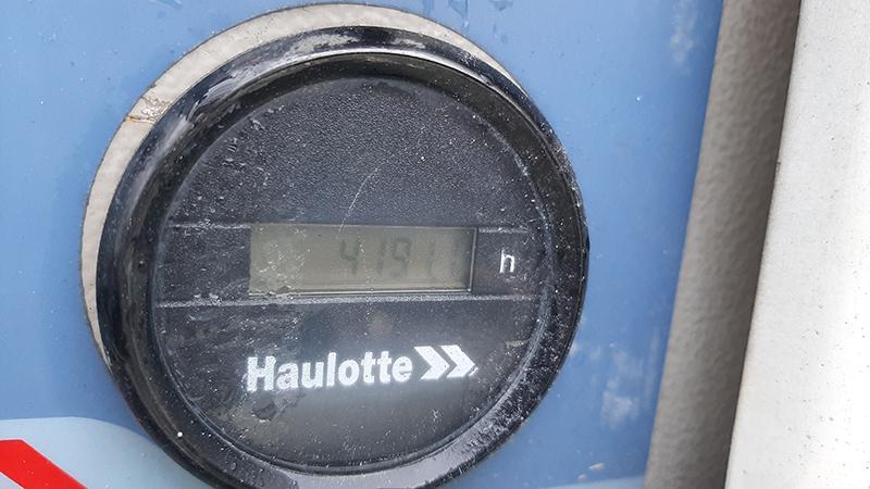 Nacela articulat diesel Haulotte HA16 X nr 89