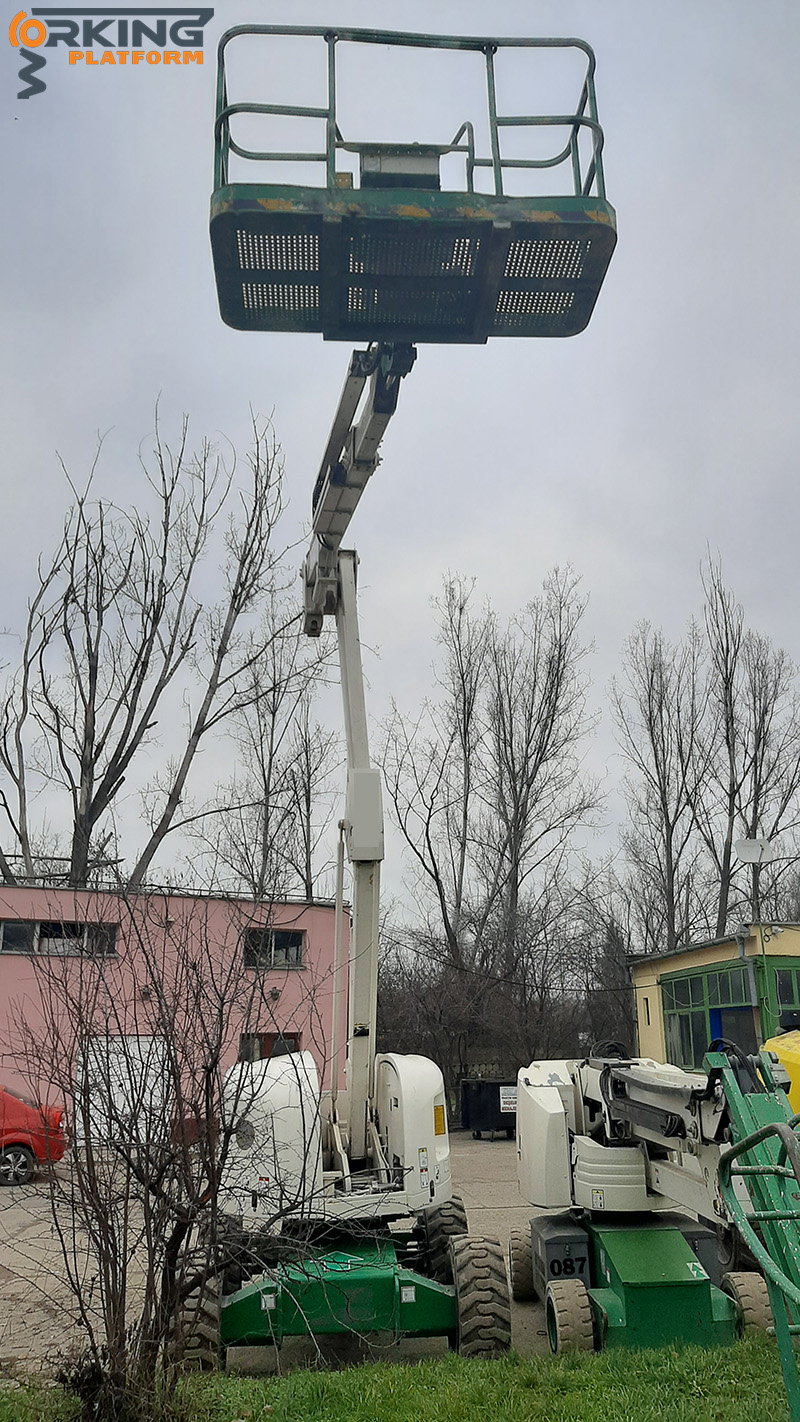 Nacela articulat diesel Haulotte HA 16 X