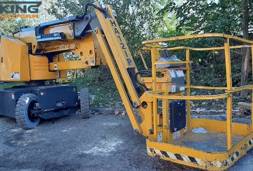 Privat: Nacela articulat electric Haulotte HA 12 IP Nr. 100